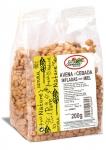 Cereal hinchado Avena y Cebada con Miel