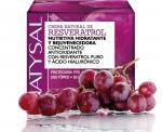 Crema natural de Resveratrol