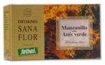 Sanaflor Manzanilla con Anís Verde