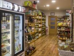 Infusiones, productos frescos, pasta, cereales, bebidas, patés...